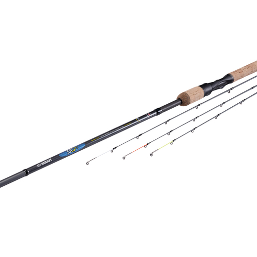 MIDDY 5G Method Feeder Rod 15-50g 10' 2pc