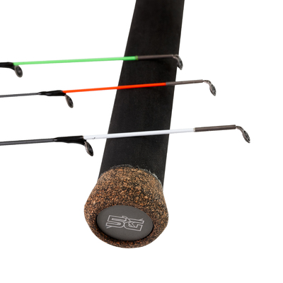 "MIDDY 5G Distance Feeder Rod 25-80g 8'/11'7""/12'7"" 4pc"