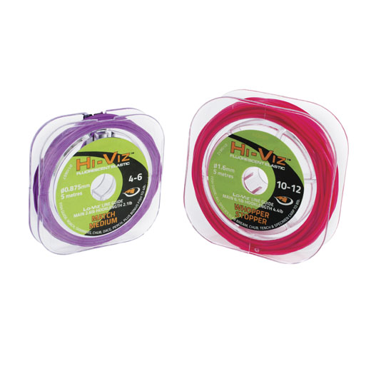 MIDDY Hi-Viz Original Solid Elastic: 4-6 Match Medium (Purple)